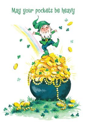 FRS7818   St. Patrick's Day Card