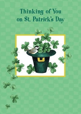 FRS7819   St. Patrick's Day Card