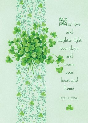 FRS7823   St. Patrick's Day Card