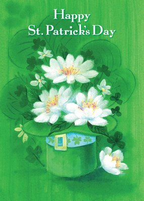 FRS7824   St. Patrick's Day Card