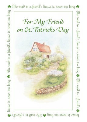 FRS7830   St. Patrick's Day Card