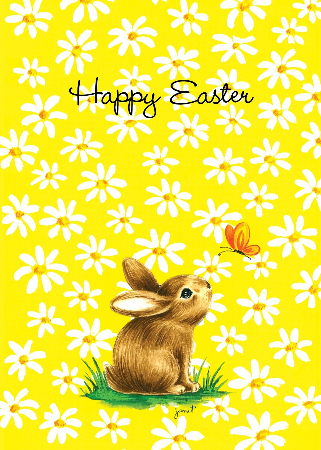 FRS2300   Easter Card