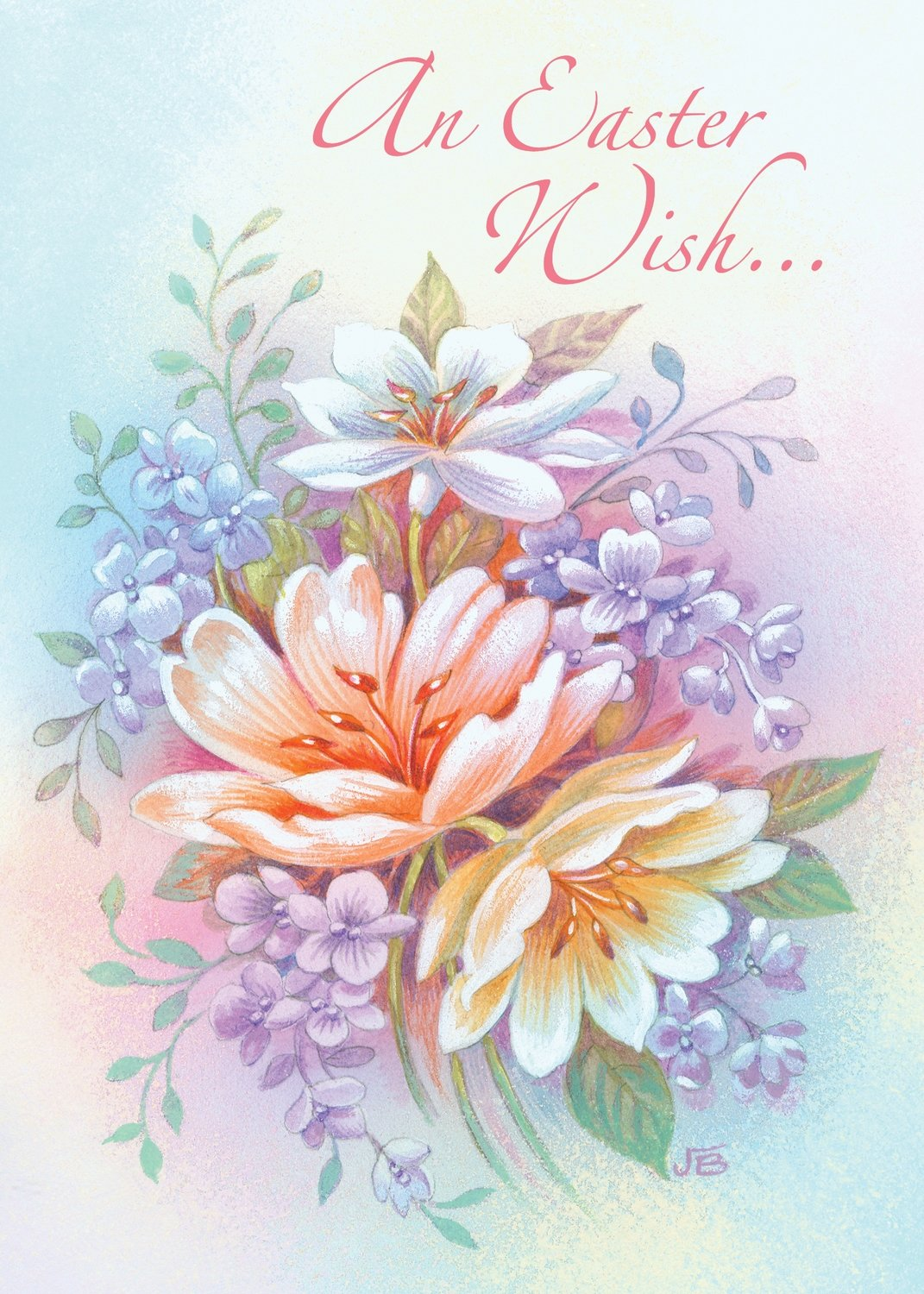 FRS2507   Easter Card