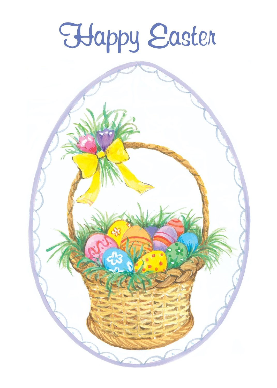 FRS2508   Easter Card
