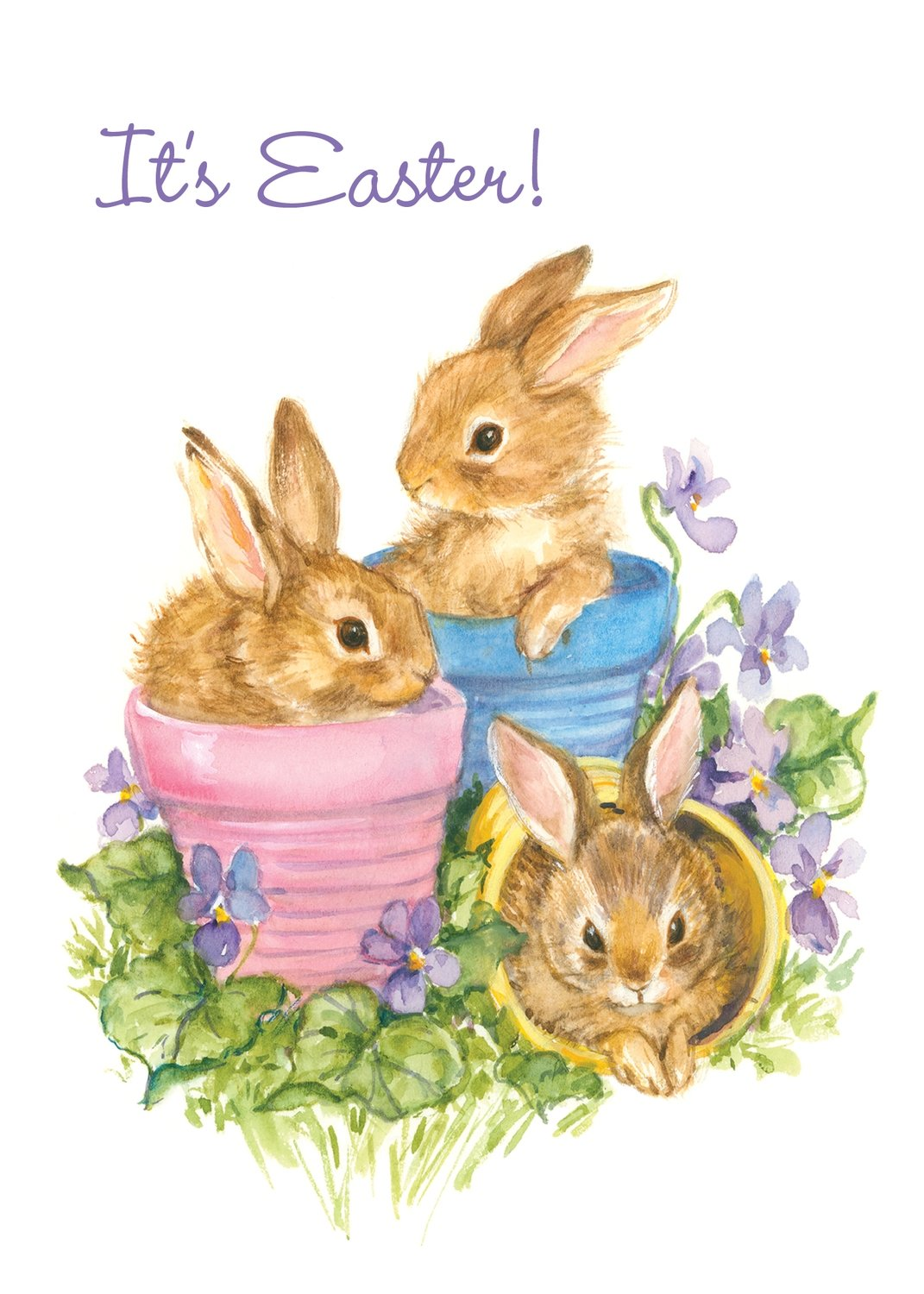 FRS2510   Easter Card