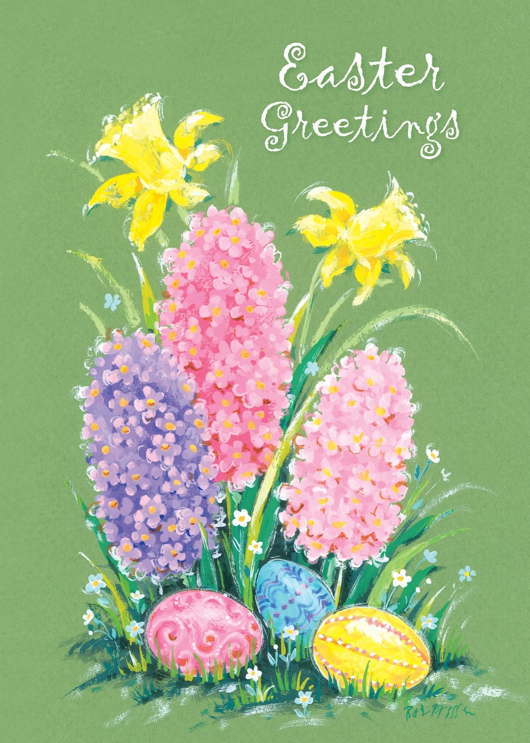 FRS2516   Easter Card
