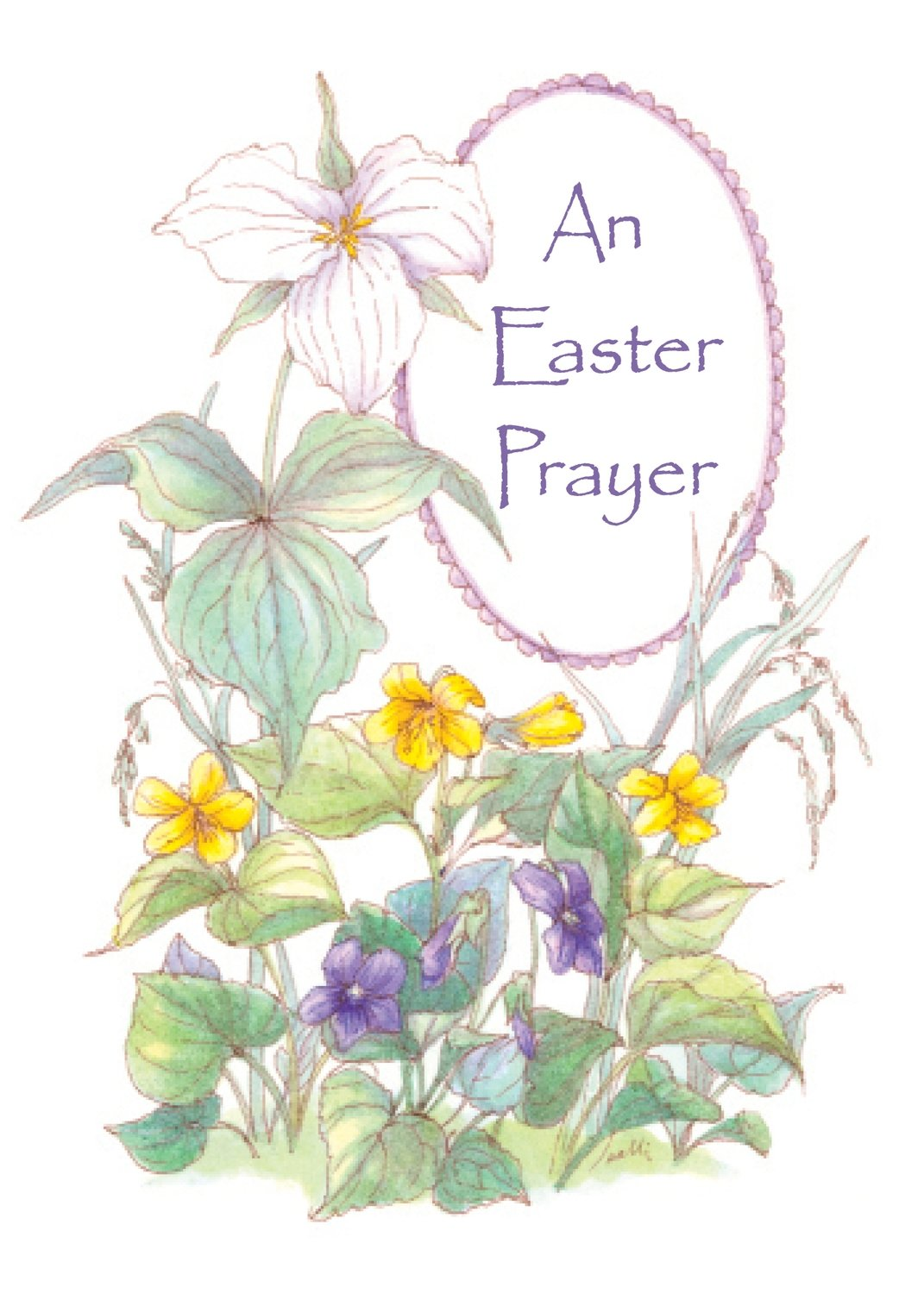 FRS2519   Easter Card