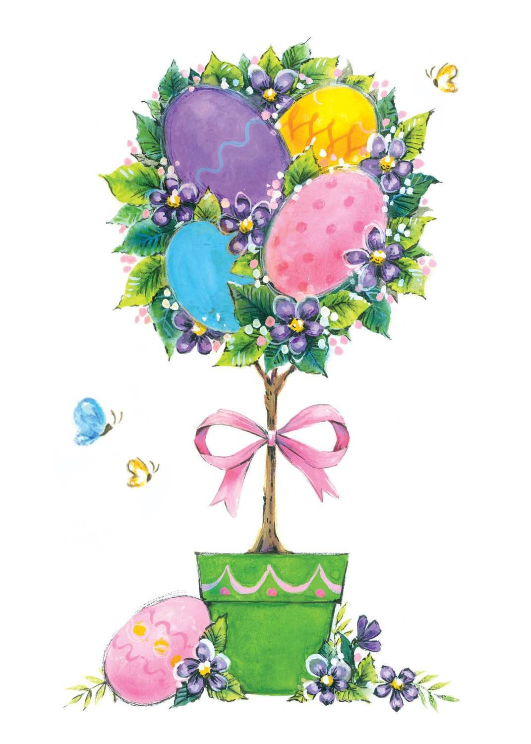 FRS2532   Easter Card