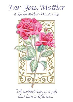 FRS6301   Mother's Day Card