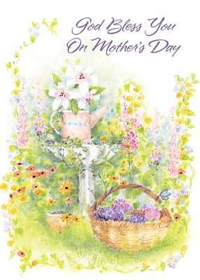 FRS6458   Mother's Day Card
