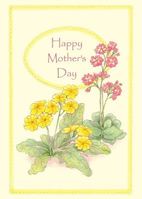 FRS6518   Mother's Day Card