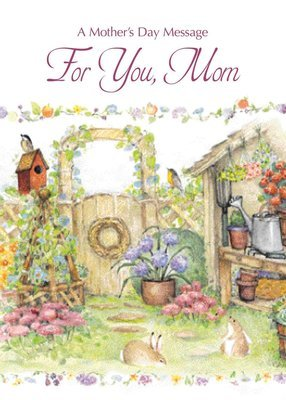 FRS6520   Mother's Day Card