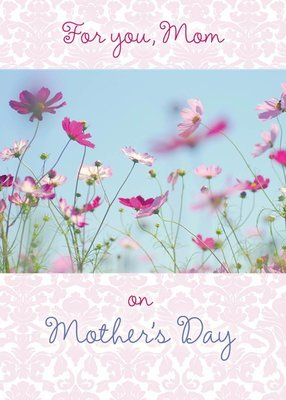 FRS6525   Mother's Day Card