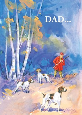 FRS6201   Father's Day Card