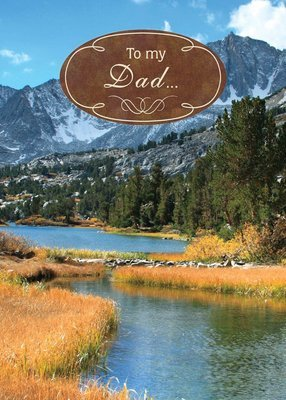 FRS6203   Father's Day Card