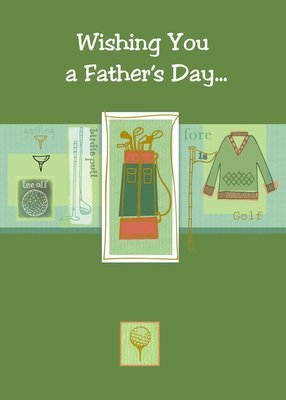 FRS6205   Father's Day Card