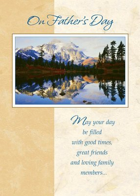 FRS6210   Father's Day Card