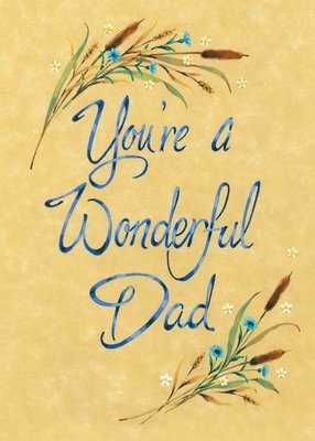 FRS6218   Father's Day Card