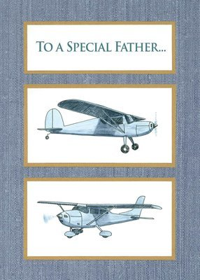 FRS6219   Father's Day Card