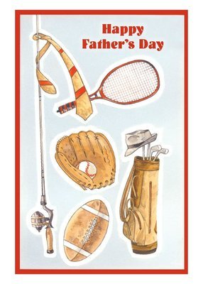 FRS6226   Father's Day Card