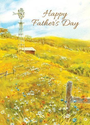 FRS6227   Father's Day Card
