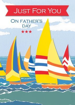 FRS6701   Father's Day Card