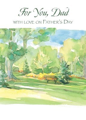 FRS6818   Father's Day Card