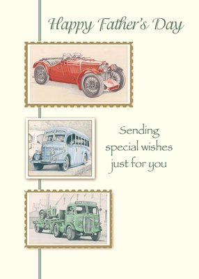 FRS6901   Father's Day Card
