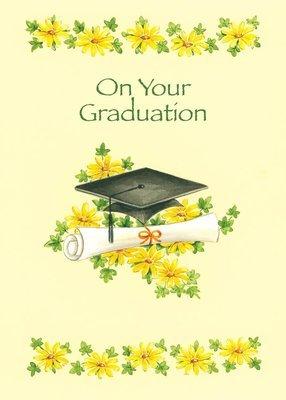 FRS4428   Graduation Card