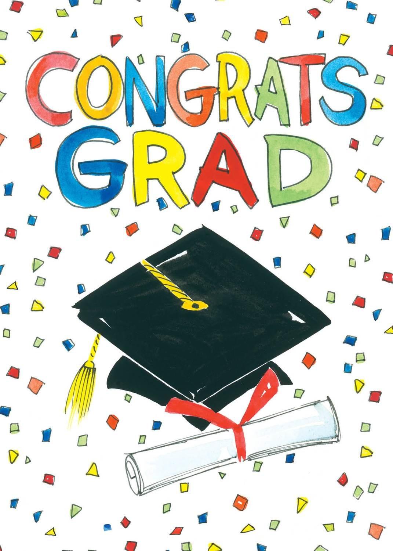 FRS4429   Graduation Card