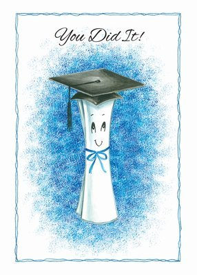 FRS4602   Graduation Card