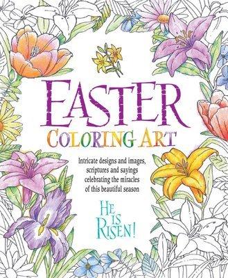 FRG17217  Seasonal Coloring Book / Easter