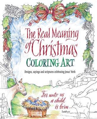 FRG17219  Seasonal Coloring Book / Christmas