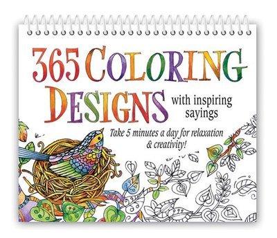 FRG17210 Coloring Daily Calendar