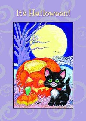 FRS 555 / 7700   Halloween Card