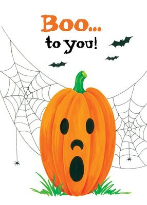FRS 556 / 7709   Halloween Card