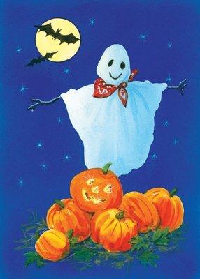 FRS 557 / 7710   Halloween Card