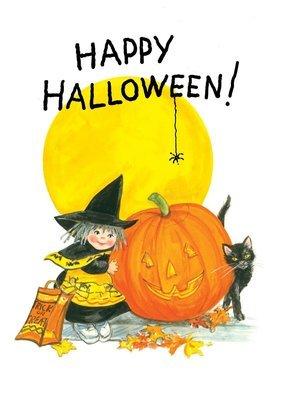 FRS 564 / 7756   Halloween Card