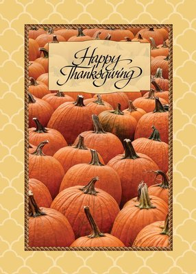 FRS 578 / 7909   Thanksgiving Card