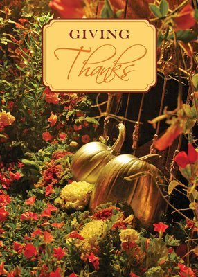 FRS 580 / 7923  Thanksgiving Card