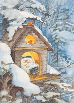 FRS 545 / 5120 Christmas Card