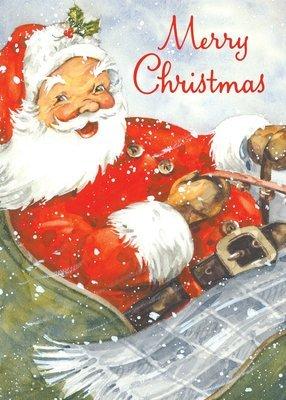 FRS 548 / 5156  Christmas Card