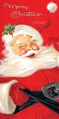 PFRS5706  Money Holder / Christmas