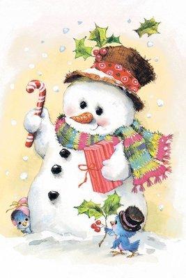 FRS 280 / 6014 Christmas Card
