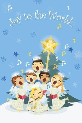 FRS 392 / 6029 Christmas Card