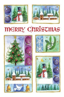 FRS 434 / 6036 Christmas Card