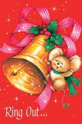 FRS 459 / 6037 Christmas Card