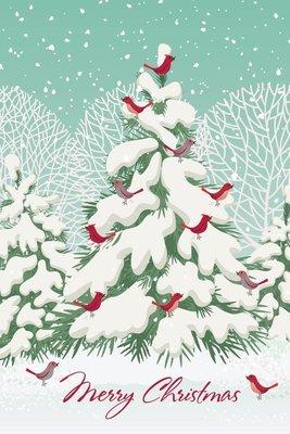 FRS 503 / 6047 Christmas Card