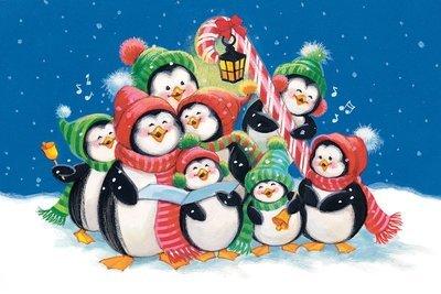 FRS 243 / 6083 Christmas Card