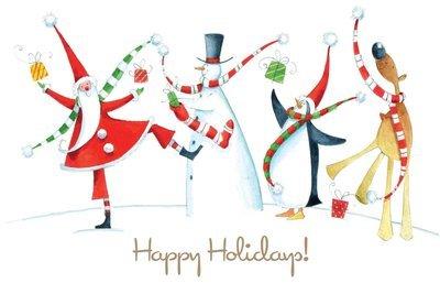 FRS 330 / 6126 Christmas Card